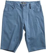 HAYWORD WALKSHORT Slate Gray