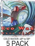 Wave Tribe Eco Wax Cold 5 Pack