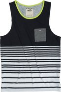 BEESTON HORIZONTAL TANK Medium Navy Blue