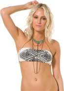 Billabong Cameron Bandeau Bikini Top Swimwear