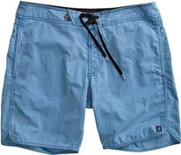 SCALLOPED BOARDSHORT BLUE