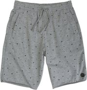 BRAMBLY WALKSHORT Large Pewter Gray