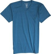 ESSENTIAL V-NECK TEE Large Royal Blue