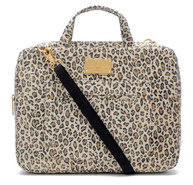 New Virginia Laptop Case in Nude Cheetah