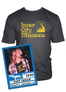 Kurt Cobain Inner City Missions Short Sleeve Graph