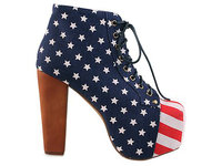 Lita Fab in Stars and Stripes