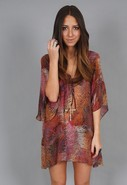 Zuma Tunic in Firework