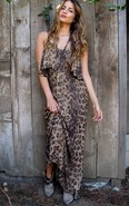 Summer Lovin Maxi Dress in Leopard