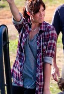 Kendra Plaid Button Down