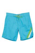 Surf Style Swim Short in Agua