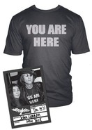 Worn Free John Lennon   You Are Here   Short Sleev
