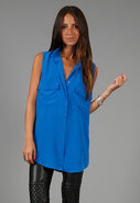 Signature Sleeveless Blouse in Many Colors