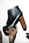 Lita Shoe in Black