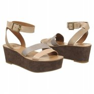 Garnet Sandals (Peach Buff/Elephant) - Women's San