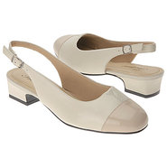 Dea Shoes (Bone/Taupe) - Women's Shoes - 7.5 W