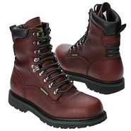 8  Combine II Lace Up Boots (Brown) - Men's Boots
