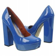 Uptown Girl Shoes (Cobalt Patent) - Women's Shoes