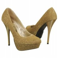 Cosmo Shoes (Gold Glitter) - Women's Shoes - 8.5 M