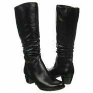 Evelyn Boots (Black Leather) - Women's Boots - 11.
