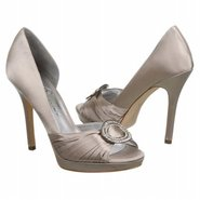 Dimund2 Shoes (Pale Grey Satin) - Women's Shoes -