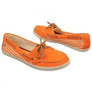 Fayette Tie Shoes (Orange/Off White) - Women's Sho
