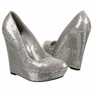 Radiant Shoes (Silver Sequin) - Women's Shoes - 7.
