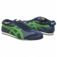 Mexico 66 Shoes (Navy/Green) - Men&#39;s Shoes - 9.5 M