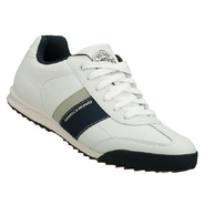 Ascoli-Winning Streak Shoes (White/Navy) - Men's S