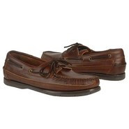 Boat Moc Shoes (Dark Brown) - Men's Shoes - 7.5 W