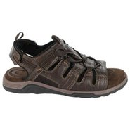 Mainland Sandals (Brown Tumbled) - Men&#39;s Sandals -