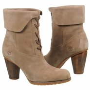 Nevali Lace Boot Boots (Taupe Suede) - Women's Boo
