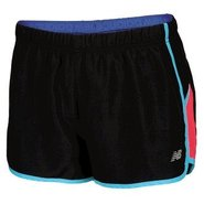 Women's Momentum Short Accessories (Black/Blue Ato