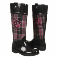Chelsea Rainboot (Black/Crazy Pink) - Women's Rain