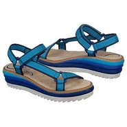 Barnacle Sandals (Blue Nylon) - Women's Sandals -