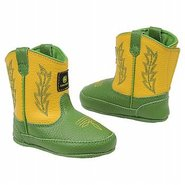 Wellington Infant Shoes (Yellow/Green) - Kids' Sho