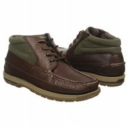 Mariner II Lug Chukka Boots (Dark Brown/Olive) - M