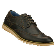 Render Shoes (Dk Brown) - Men's Shoes - 6.5 M