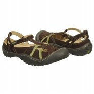 Dune Sandals (Brown/Sage) - Women's Sandals - 9.5
