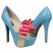 Pippa Shoes (Blue Patent) - Women's Shoes - 9.0 M