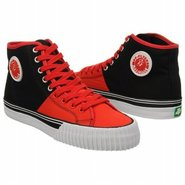 Center Hi Shoes (Black/Red) - Men's Shoes - 10.5 D