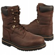 8  ST lace-up Boots (Dark Brown) - Men's Boots - 9