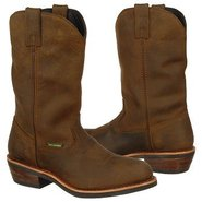Albuquerque Boots (Tan Distressed) - Men's Boots -