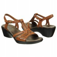 Ella Jingle Sandals (Tan Leather) - Women's Sandal