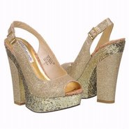 Heya Hot Stuff Shoes (Gold) - Women's Shoes - 9.5