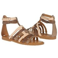 Zamira Sandals (Taupy Grey/Oxford Br) - Women's Sa