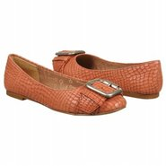 Maddox Flat Shoes (Rose Snake) - Women&#39;s Shoes - 6