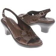 Margin Shoes (Dark Copper Croc) - Women's Shoes -