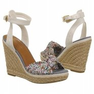 Veronica Sandals (White/Floral) - Women's Sandals
