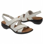 Lark Sandals (White) - Women's Sandals - 6.0 N