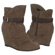 Crush Boots (Taupe) - Women's Boots - 7.0 M